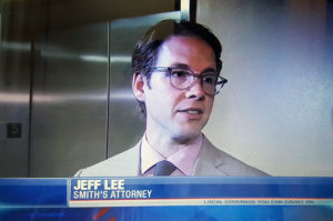 Jeff Lee on Channel 13